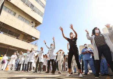 Hospital SHospital Santa Marcelina recebe iniciativas sociais para celebrar 60 anos da instituição