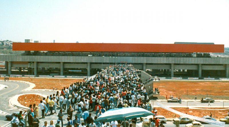 Estação Corinthians-Itaquera do Metrô completa 33 anos com implantação de novo sistema de sinalização e controle de trens